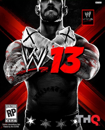 WWE Wii Games